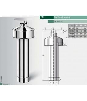 BDI 100 SOMBRERETE 150/100 V (1m)